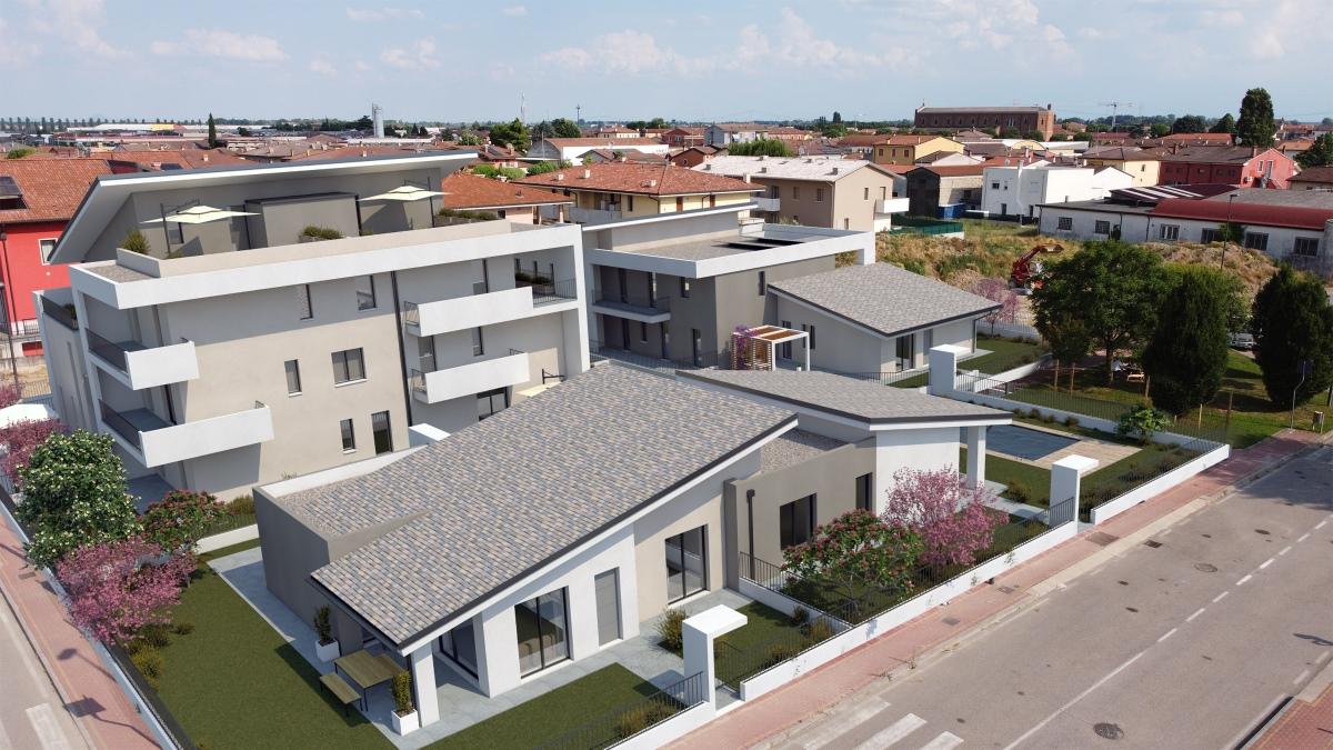 Appartamento in vendita a Belfiore, 3 locali, prezzo € 212.000 | CambioCasa.it