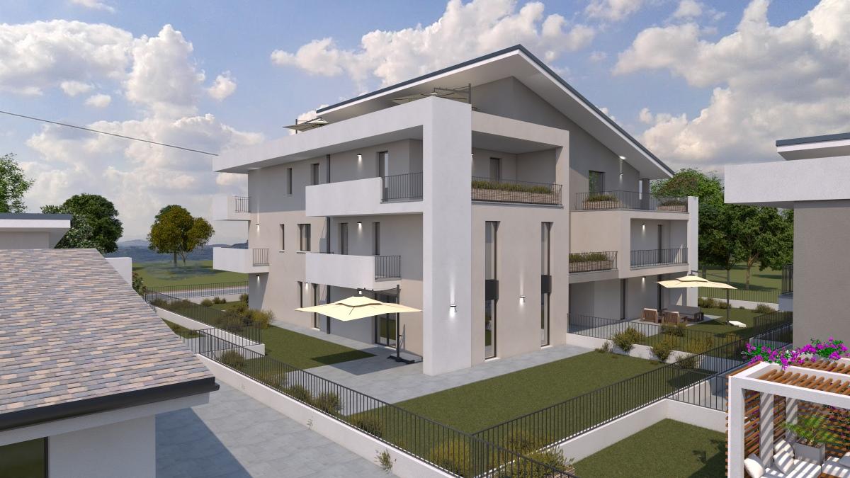 Appartamento in vendita a Belfiore, 3 locali, prezzo € 217.000 | CambioCasa.it