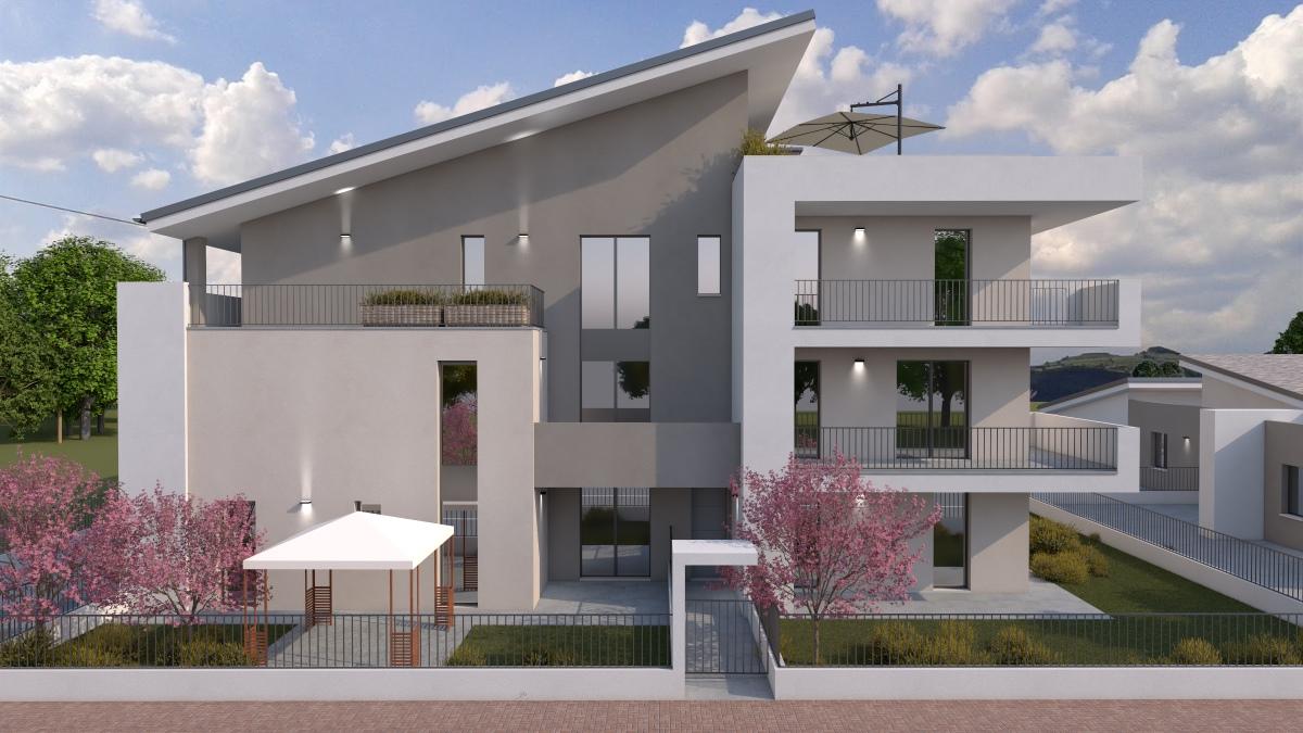 Appartamento in vendita a Belfiore, 4 locali, prezzo € 273.000 | CambioCasa.it